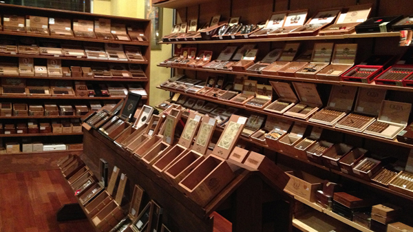 Why you should visit your local cigar shop or tobacconist