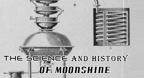 The Science and History of Moonshine